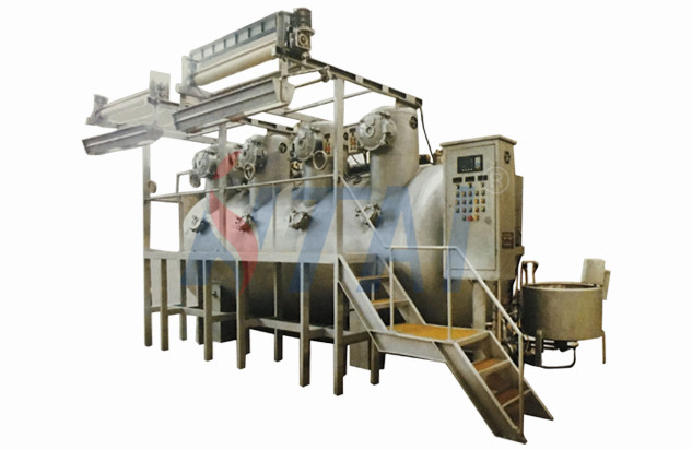 HTO Series High Temperature and High Pressure dyeing machine